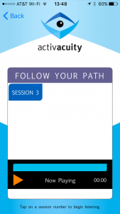 follow your path sessions from activacuity
