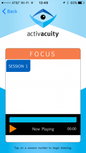 competition focus from activacuity