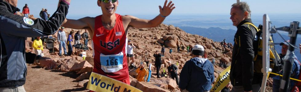 Positive running story – Sage Canaday