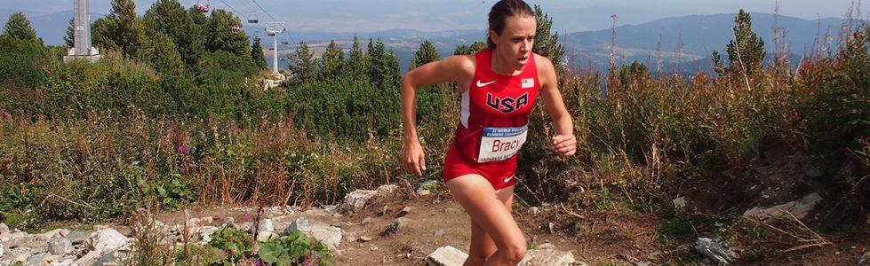 Positive running story – Addie Bracy